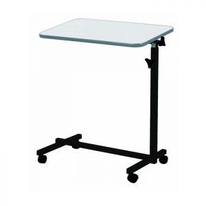 table de lit easy gris perle
