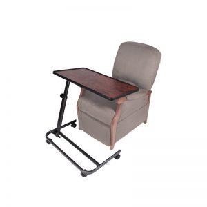 table de lit fauteuil releveur